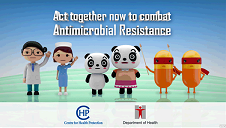 Act together now to combat Antimicrobial Resistance (Full version)